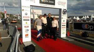 Biarritz finish